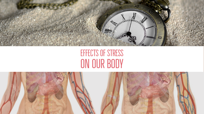 Effects of Stress on our body