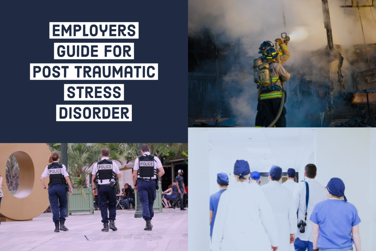 Employers Guide for Post Traumatic Stress Disorder